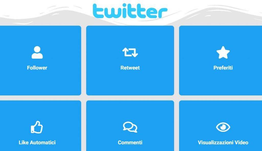 comprare follower twitter 1milionedifan
