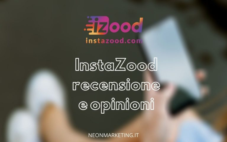 instazood recensione