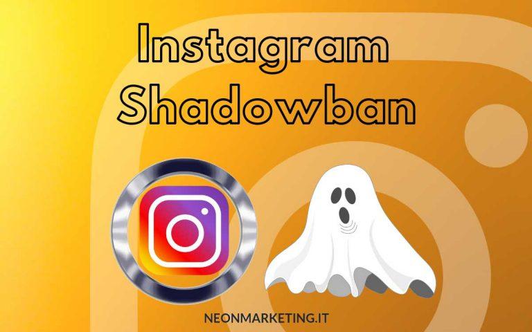 shadowban instagram