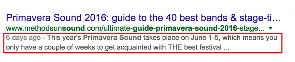 come arrivare primi su google