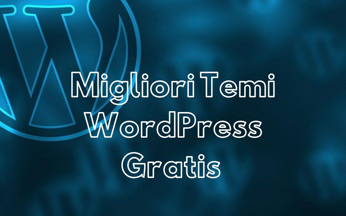 migliori temi wordpress gratis