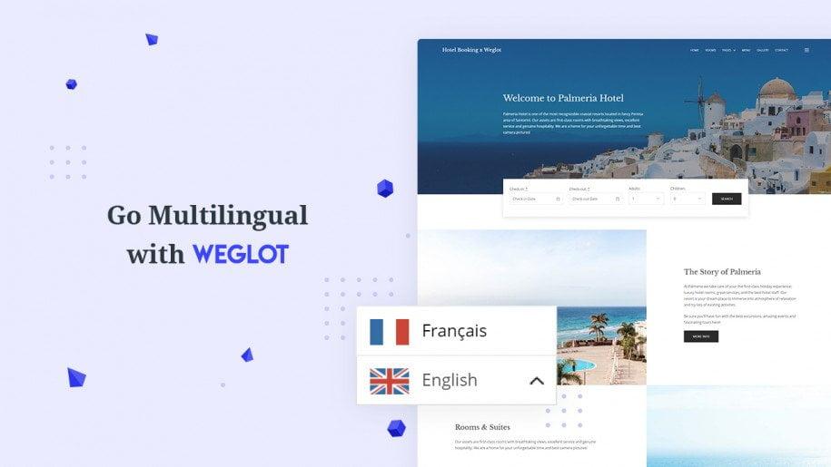 Sito multilingua con Weglot