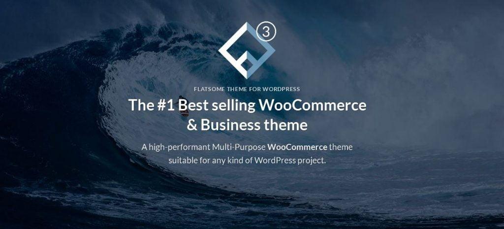 Migliori temi WordPress a pagamento Flatsome