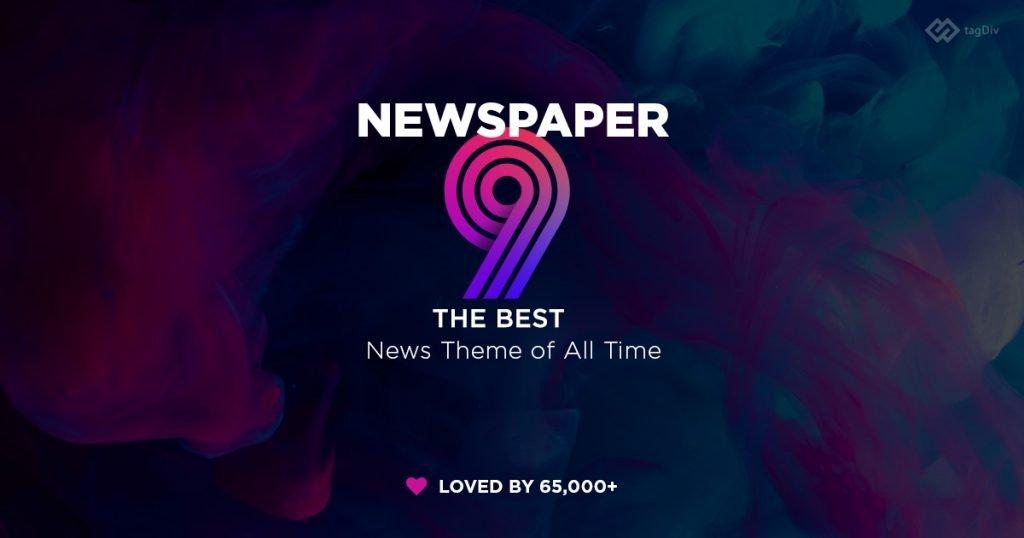 Migliori temi WordPress a pagamento NewsPaper theme