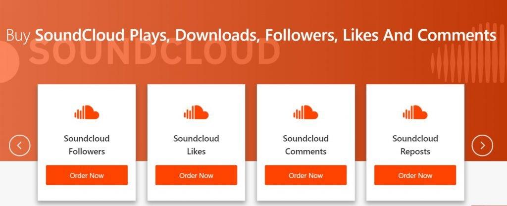 acquistare follower soundcloud