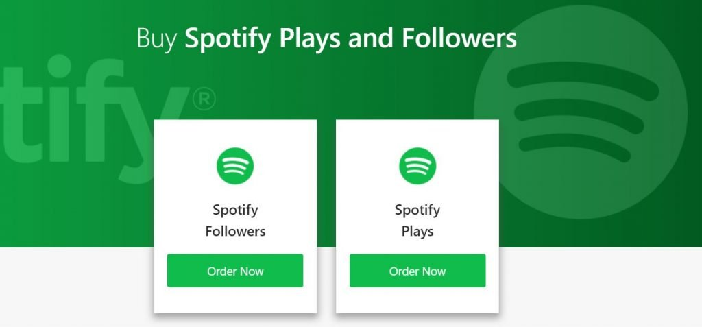 acquistare plays follower spotify