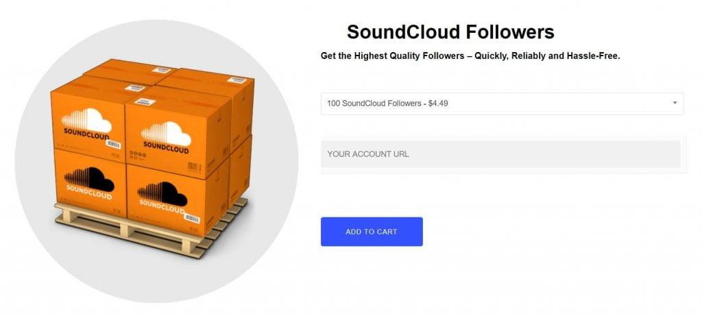 comprare follower soundcloud