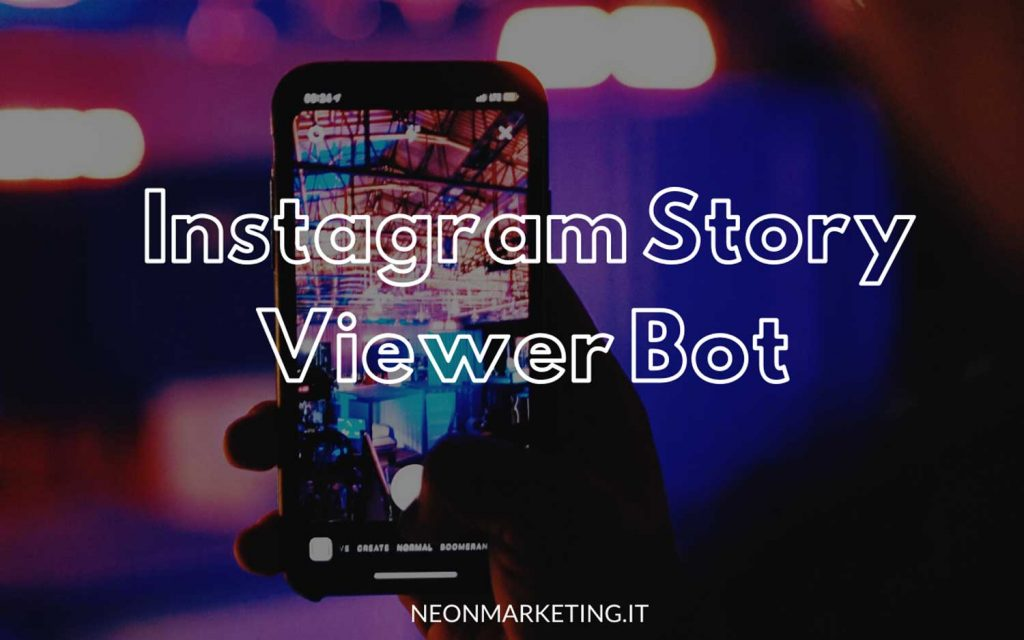 instagram story viewer bot