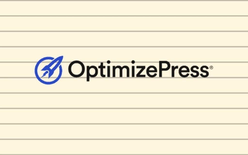 optimizepress landing page lead generation