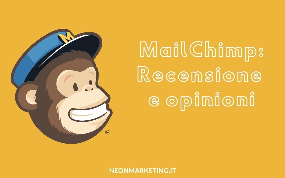 mailchimp recensione opinioni