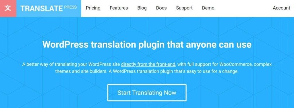 plugin multilingua wordpress