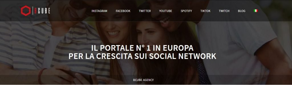 acquistare seguaci instagram bcube agency