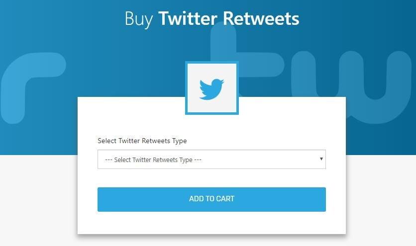 comprare retweet twitter