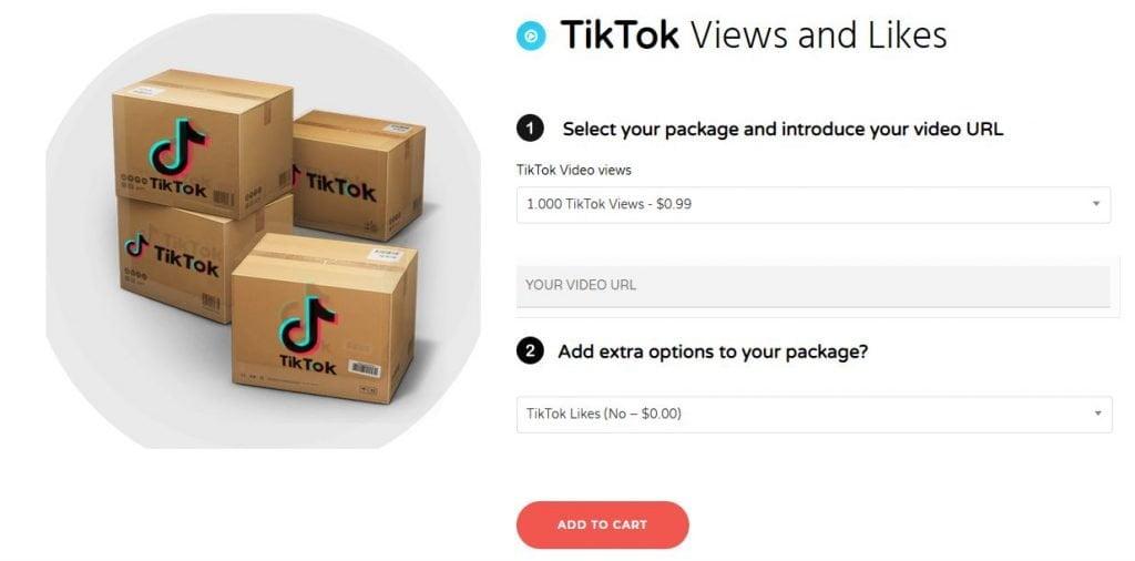 comprare visualizzazioni like tiktok