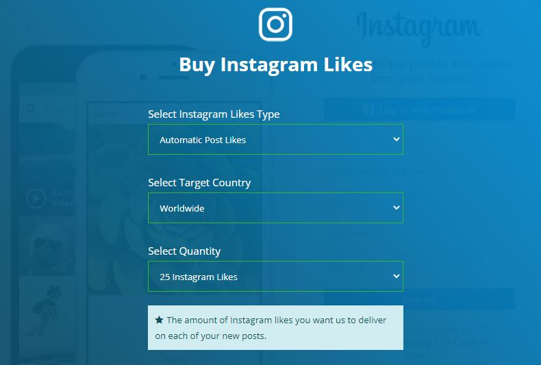 auto like for instagram