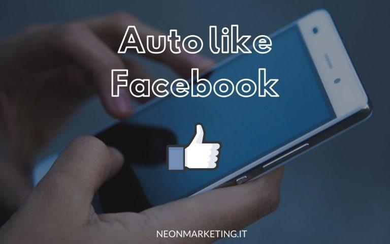 auto like per facebook