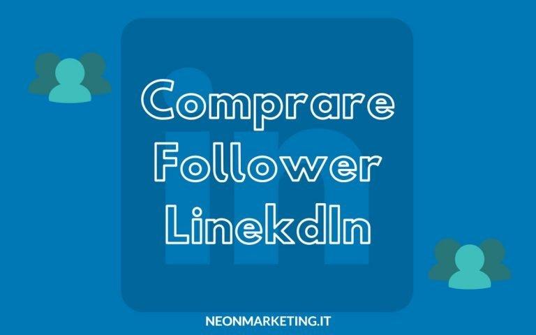 comprare follower linkedin