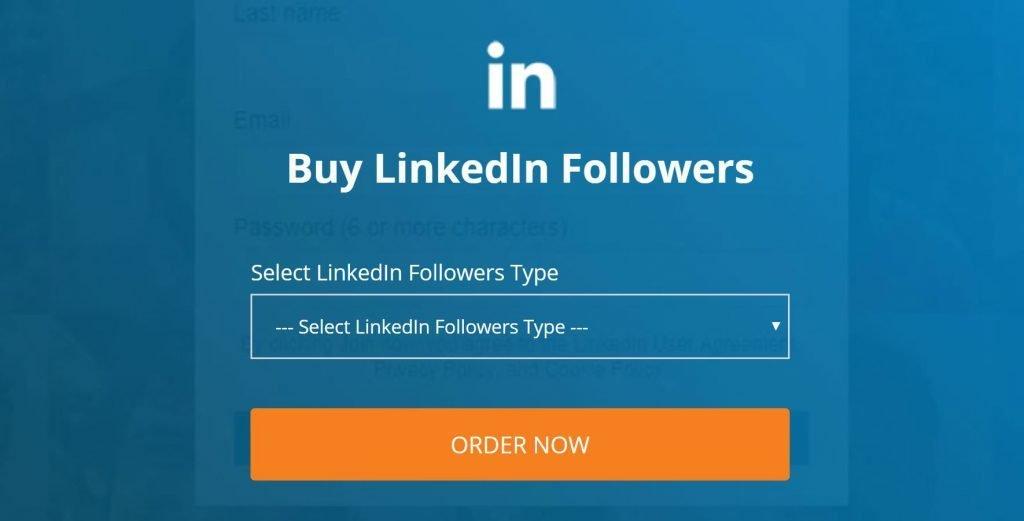 comprare follower linkedin attivi