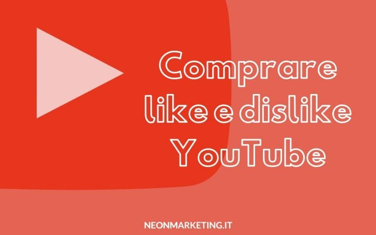 comprare like youtube