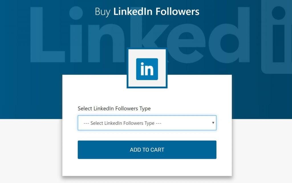 follower linkedin