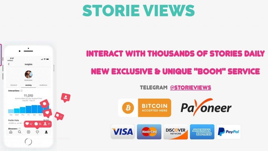 story viewer bot