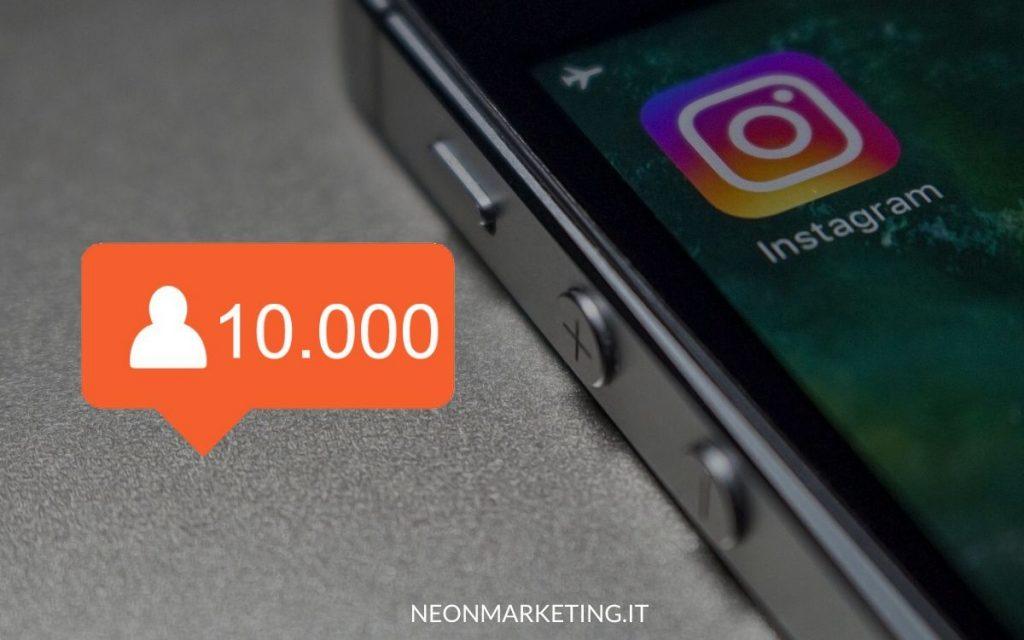 comprare 10000 follower instagram reali
