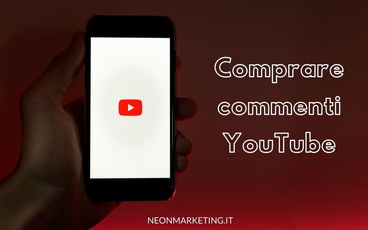 comprare commenti youtube