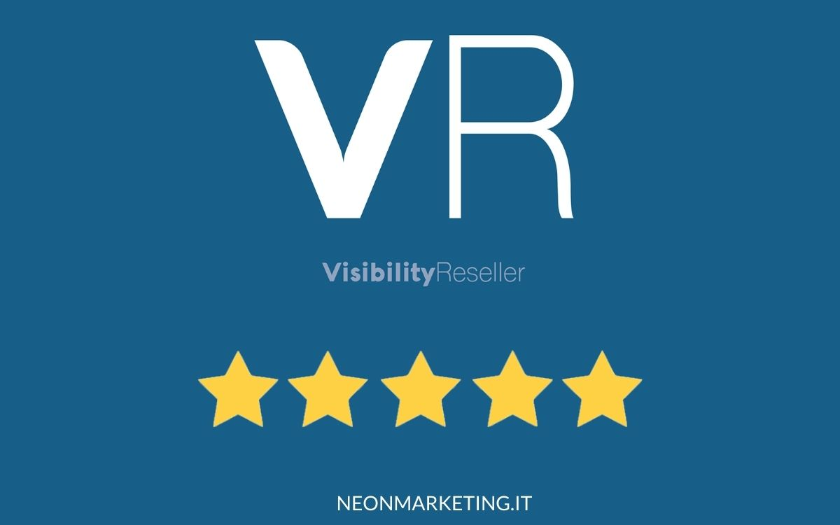 visibility reseller recensione