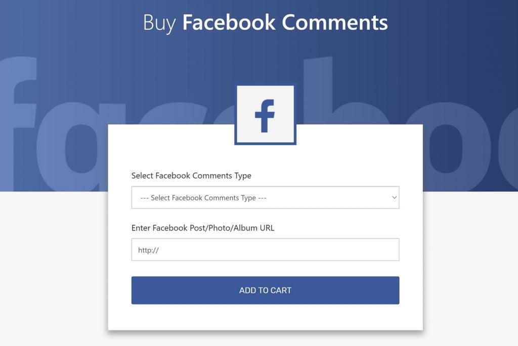 acquistare commenti facebook