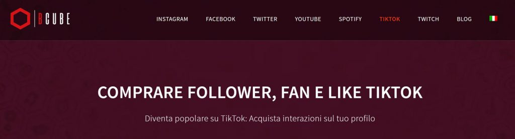 aumentare follower tiktok