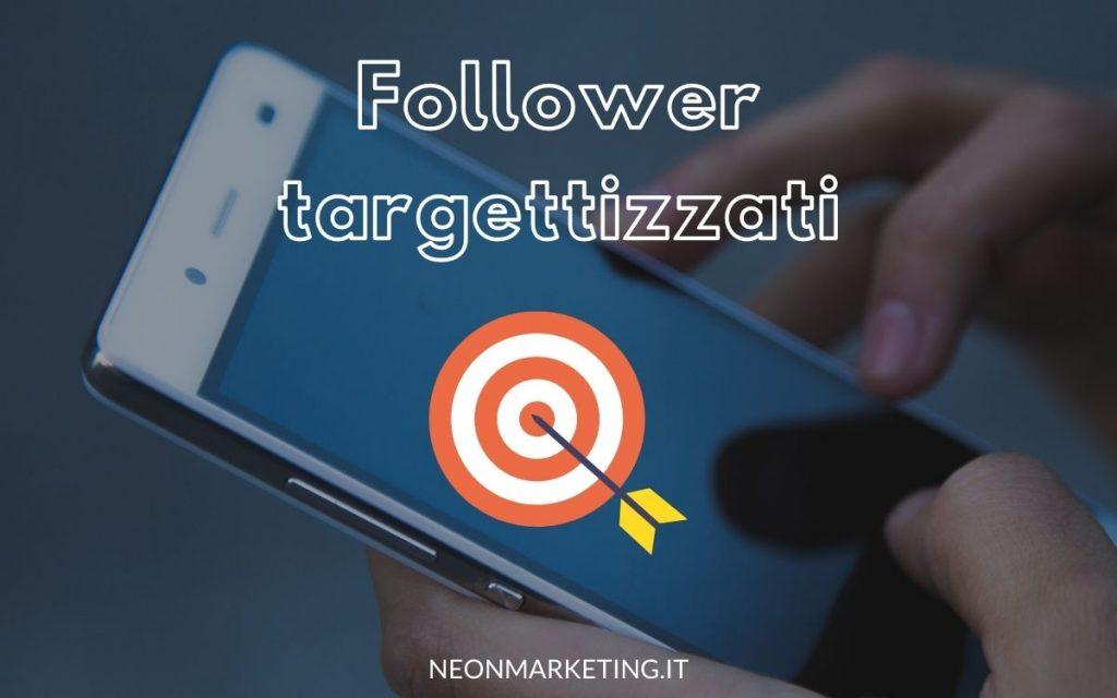 follower instagram targettizzati