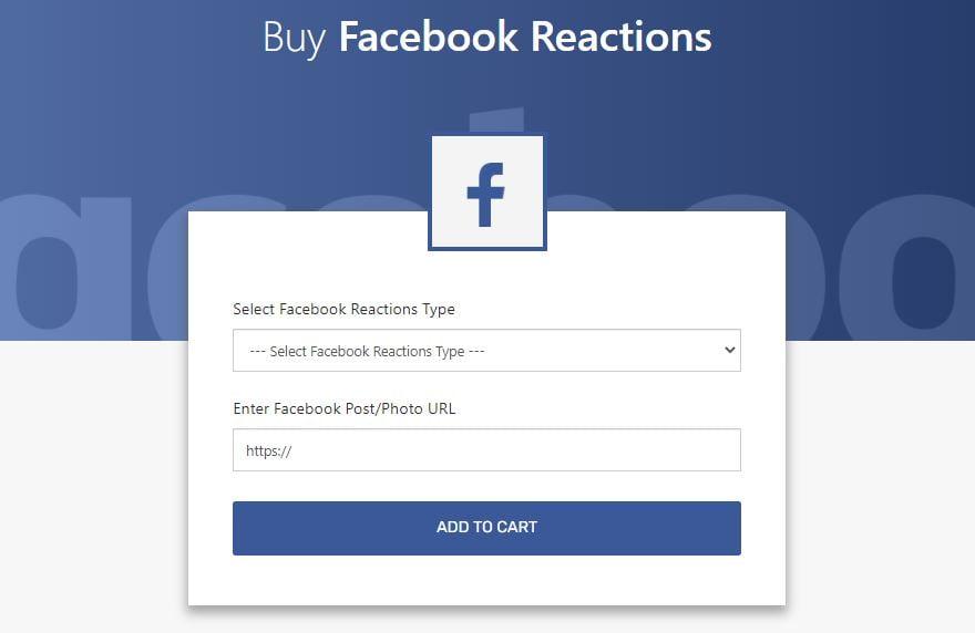 acquistare reazioni facebook media mister