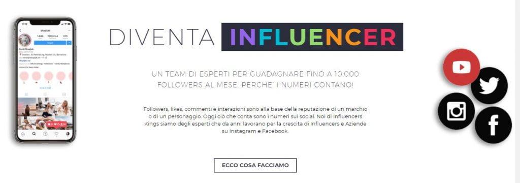 influencers kings instagram