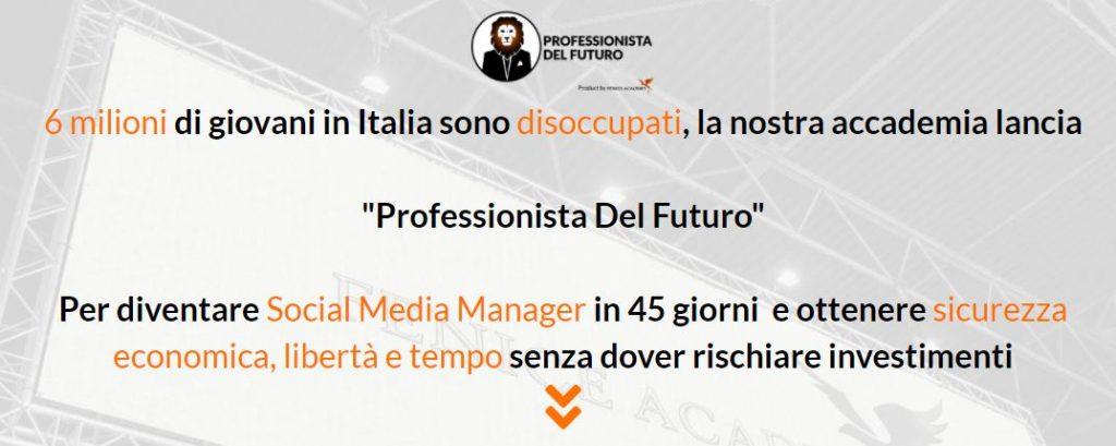 professionista del futuro