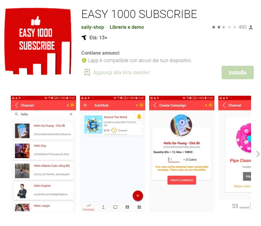 Come aumentare gli iscritti su youtube gratis