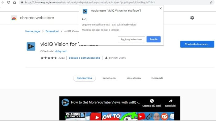 vidiq tutorial