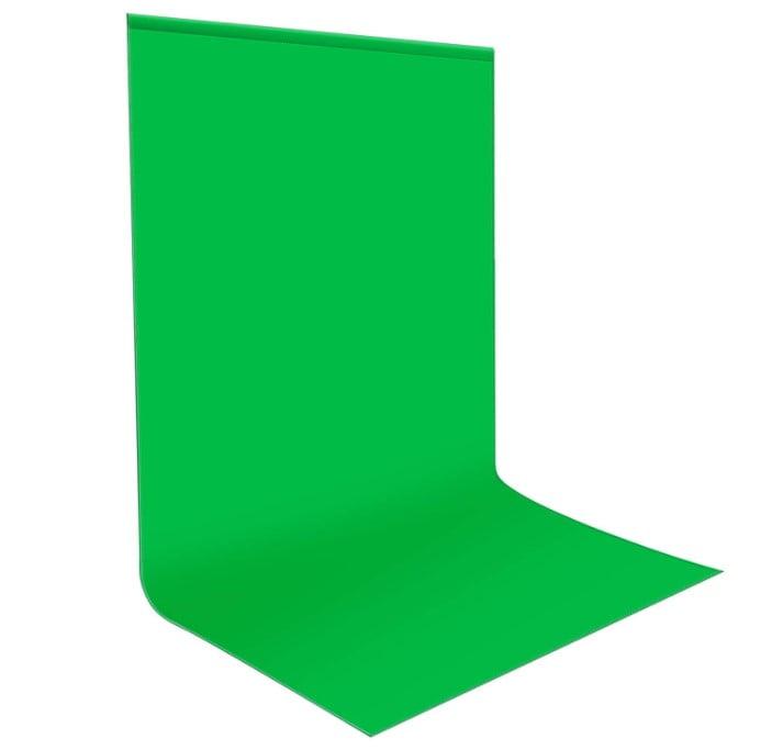 green screen youtube