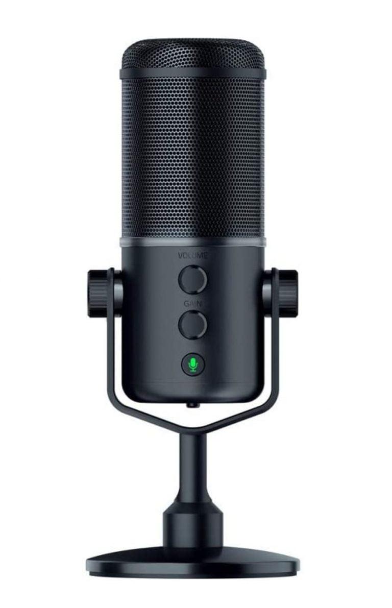 microfono per youtubers