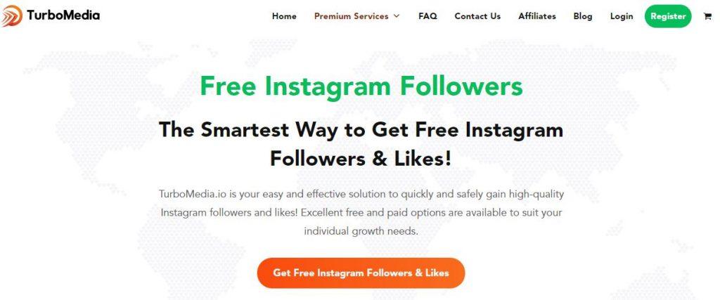 siti like instagram gratis turbomedia