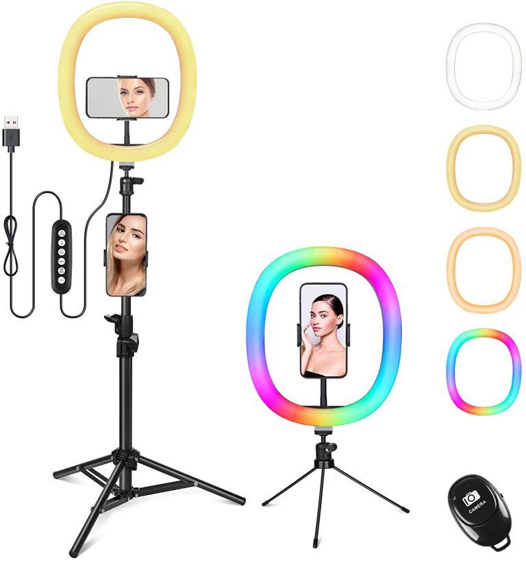 luci per fare video 2