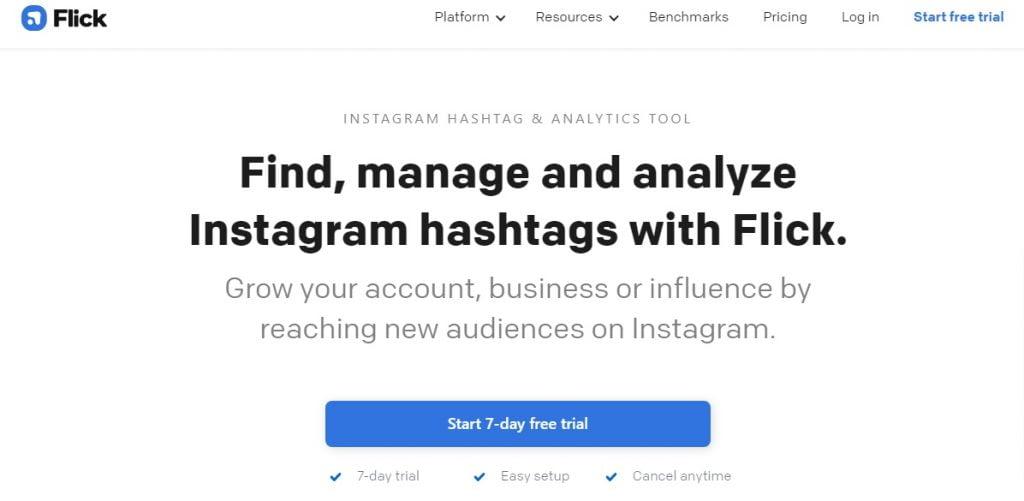 Genaratore Hashtag Instagram