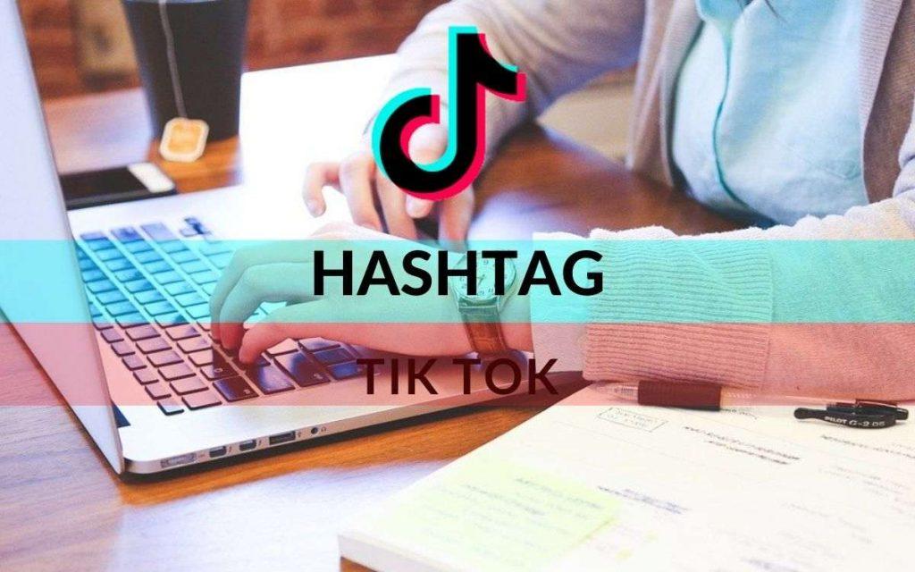 hashtag tiktok