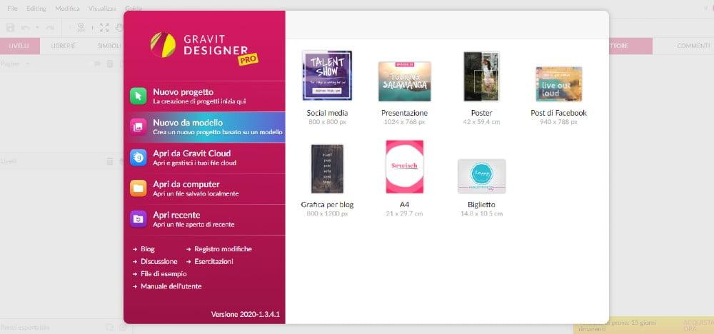 siti per fare grafiche _ Gravi Design