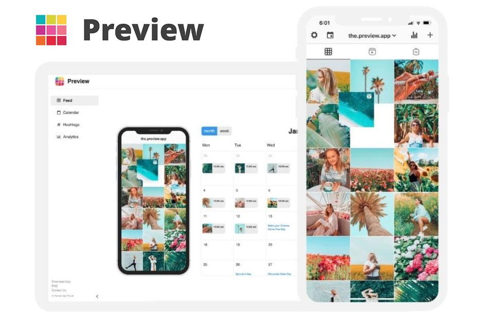 App per organizzare post Instagram