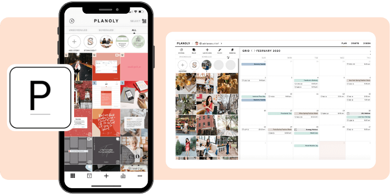 app feed instagram planoly