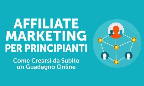 corso affiliate marketing per principianti