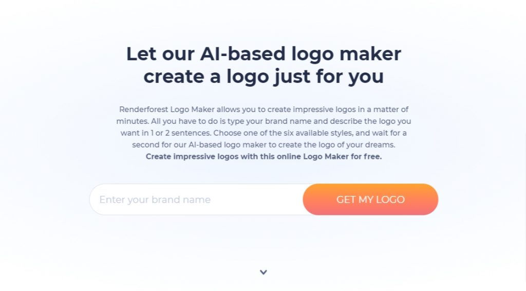 Renderforest Logo Maker
