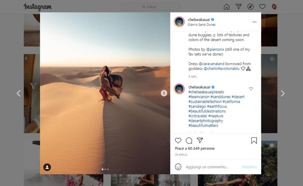 come fare followers su Instagram gratis - hashtag