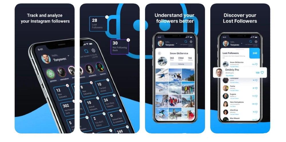 app per aumentare i follower su instagram followerstrack