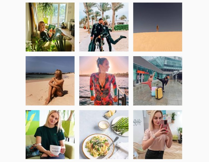 idee post Instagram lifestyle